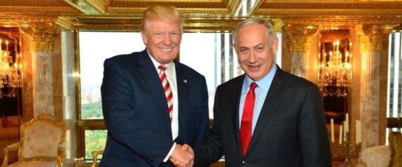 ترامب: القدس العاصمة الأبدية للشعب اليهودي وسأعترف بها